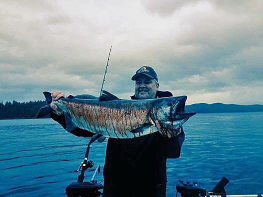 Mark Andrew King Salmon