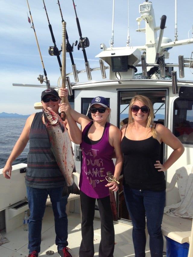 Ketchikan Alaska August 23rd, 2014