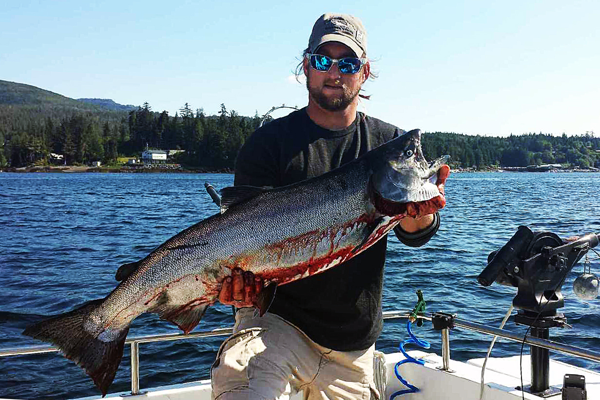 Oasis alaska charter fishing team for How to get a fishing job in alaska