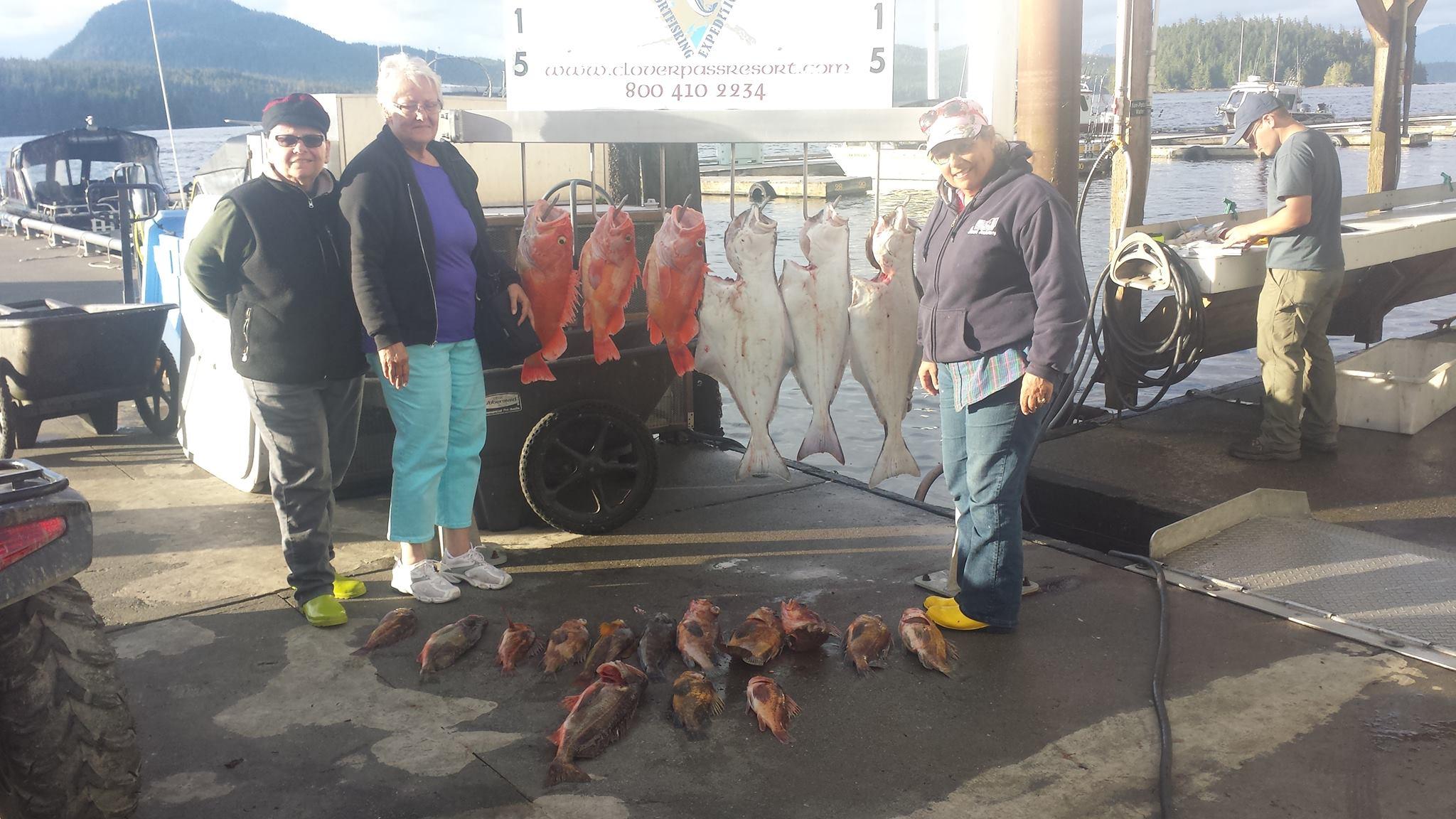Fishing in Ketchikan with Oasis Alaska Charters 08202015