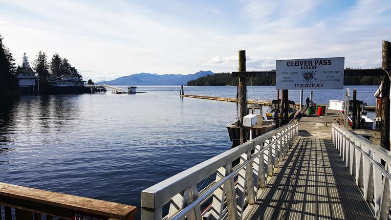 Oasis Dock Looking West