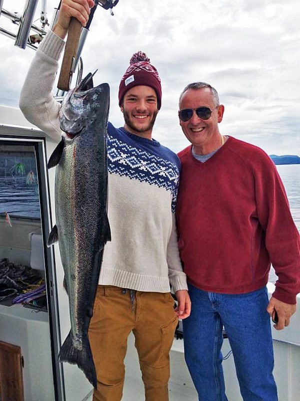 Charter Fishing Ketchikan 06-05-2016-Captain-Michael