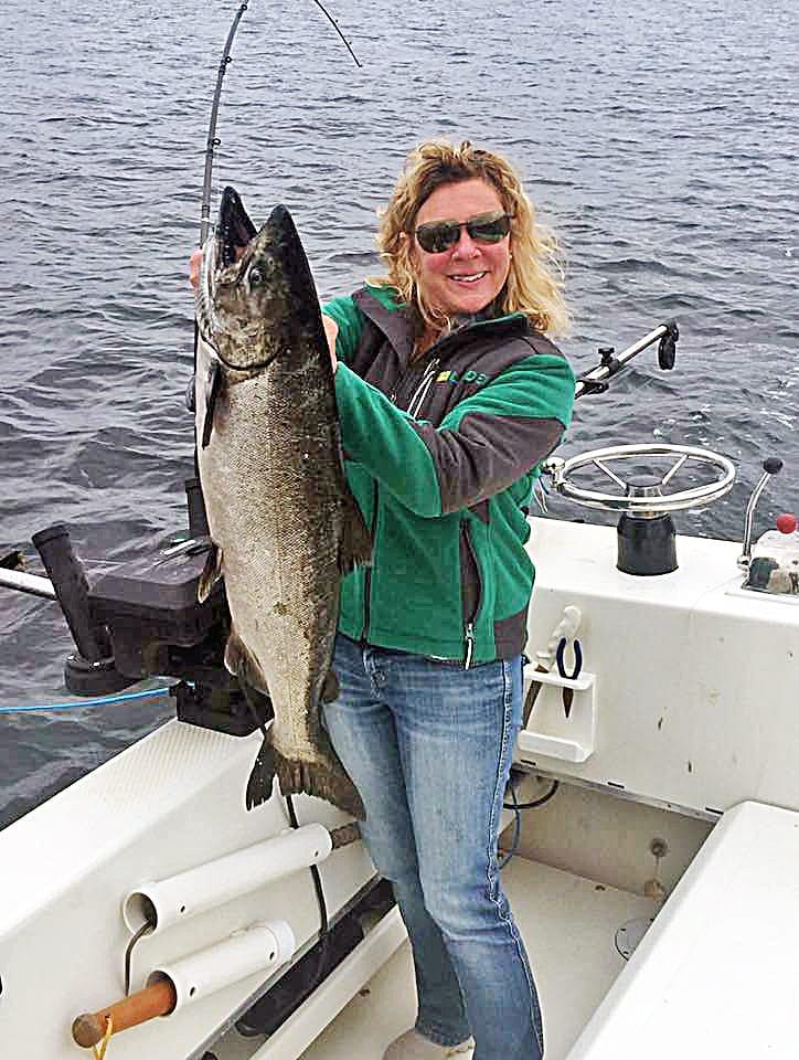 Ketchikan alaska fishing report fishing in ketchikan alaska for Salmon fishing alaska