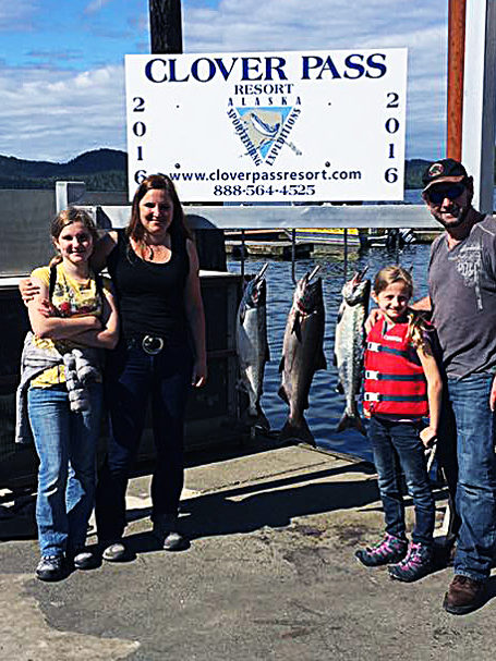 Salmon Fishing in Ketchikan June 26th