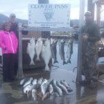 Oasis Alaska Charters Salmon & Halibut fishing