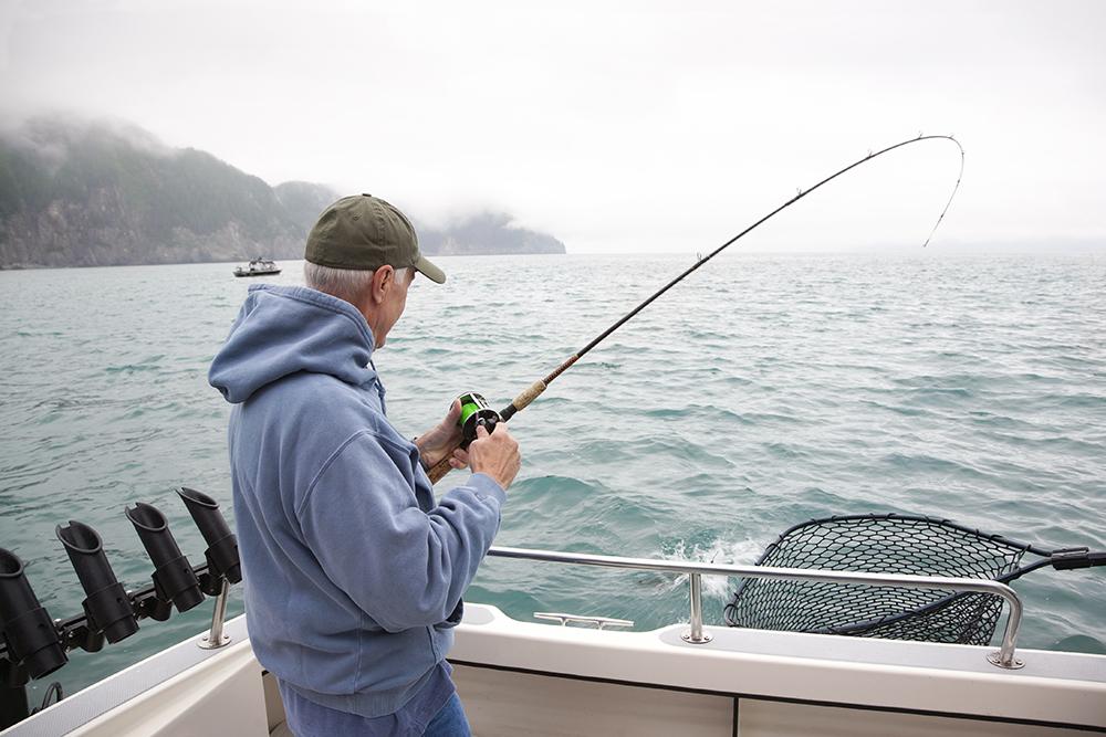 Alaska Fall Fishing