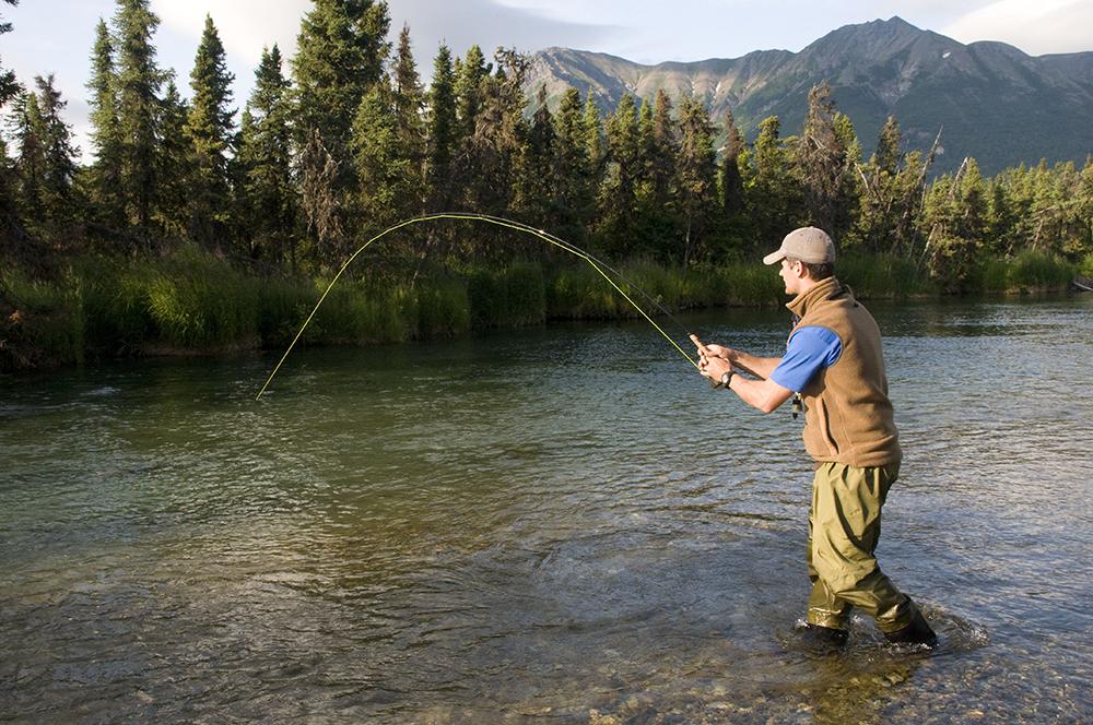 Alaska Spring Fishing