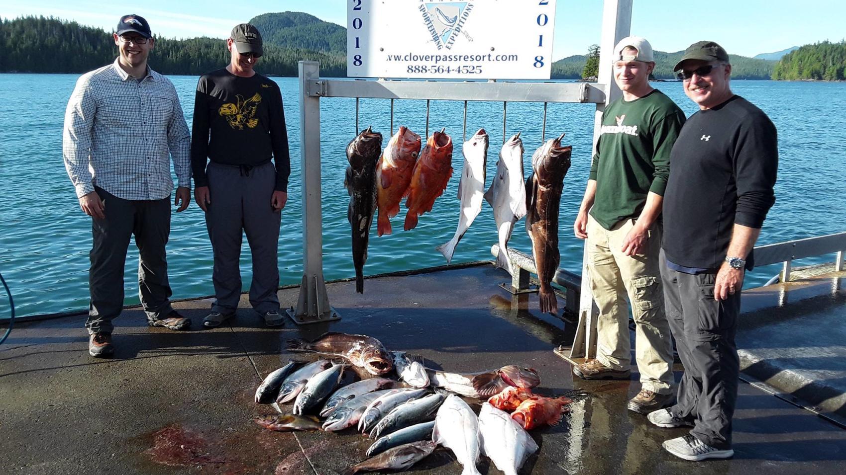 Oasis Alaska Charters August 5 2018