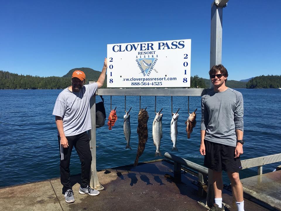 Oasis Alaska Charters August 8 2018