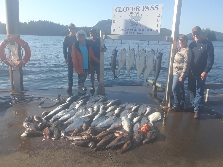 Oasis Alaska Charters July 20 2018