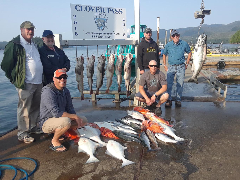 Oasis Alaska Charters July 24 2018
