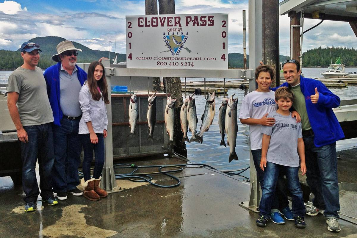Charter Fishing in Ketchikan Alaska