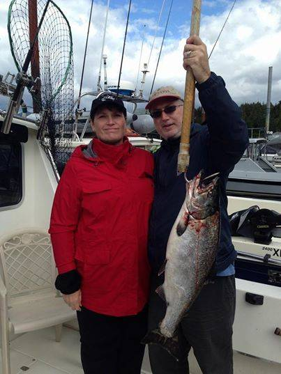 King Salmon Ketchikan Alaska