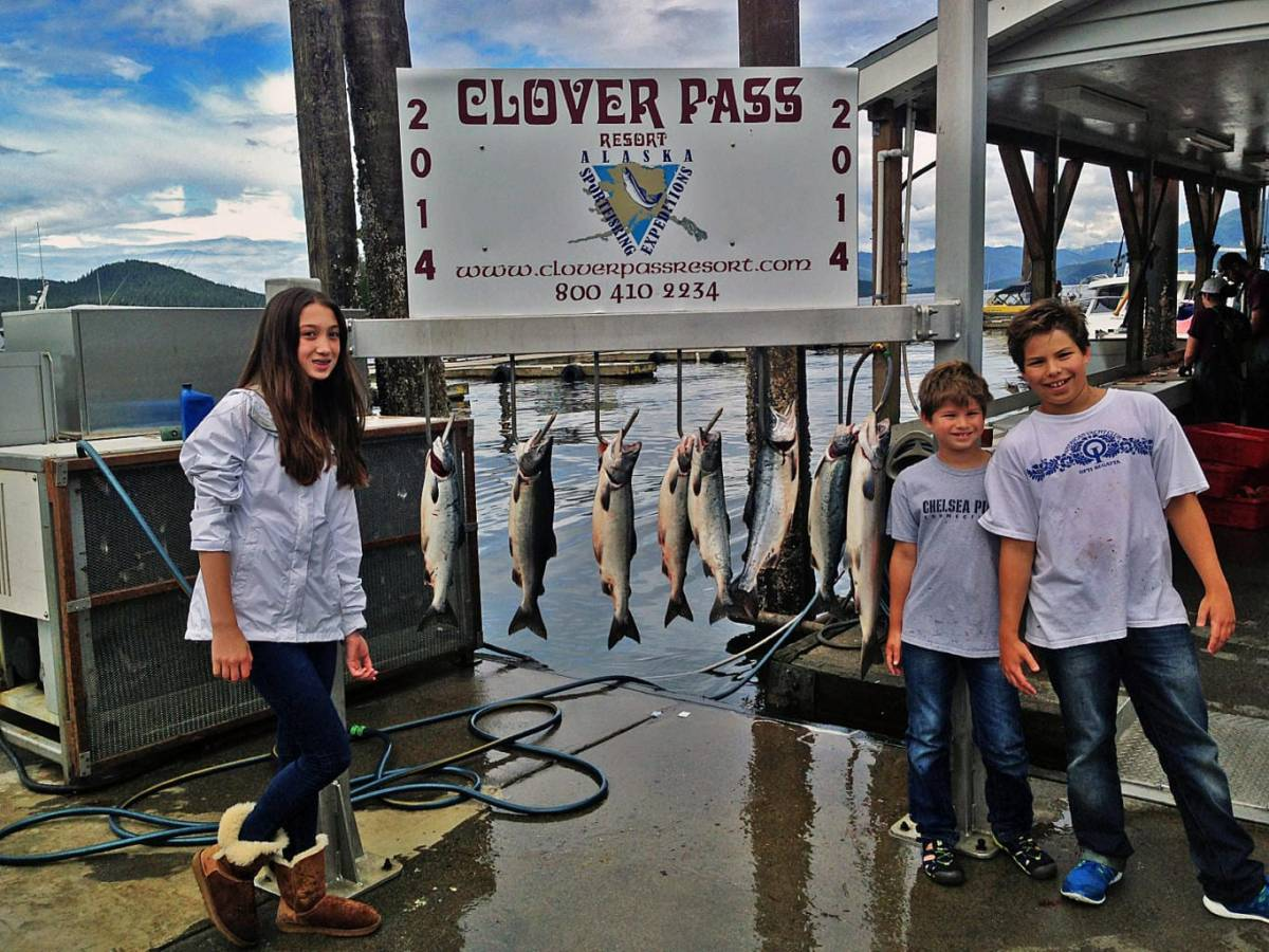Charter Fishing Ketchikan Alaska