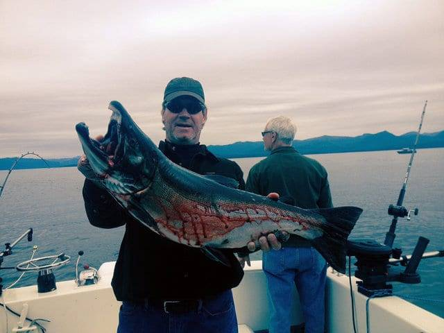 Charter Fishing in Ketchikan Alaska September 11th, 2014