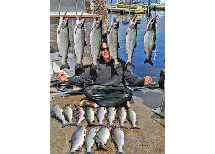 Charter Fishing in Ketchikan Alaska with Oasis Alaska Charter Fishing