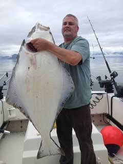 Ketchikan Halibut Fishing with Oasis Alaska Charters